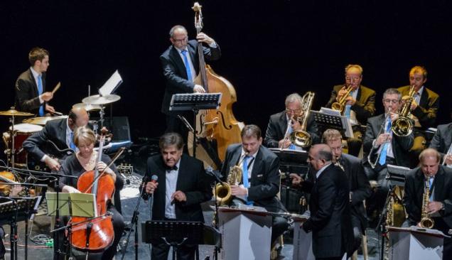 Jazz: le plus ancien Big Band lyonnais va jouer pour les urgences pédiatriques de l'hôpital de Vienne
