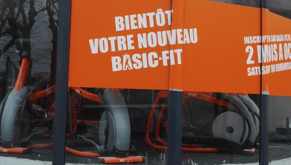 Ce sera la plus grande salle de fitness de Vienne: Basic Fit ouvre ses portes le 1er février