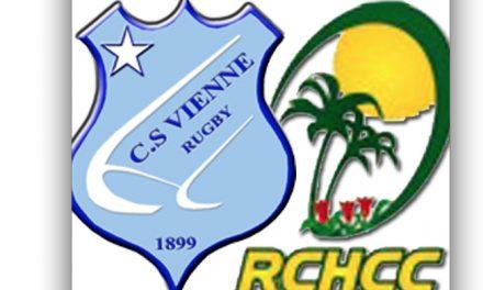 Rugby: reprise dans la douleur, Vienne sérieusement corrigé par Hyères-Carqueiranne par 40 à 3!