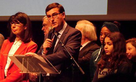 Vœux: Thierry Kovacs s'engage à ce que le débat national se déroule à Vienne «dans les meilleures conditions»