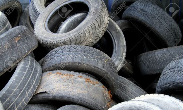 du 12 au 26 janvier dans Vienne Condrieu Agglomération : collecte de pneus