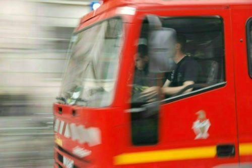 On a eu très peur sur l'A7 peu avant le péage de Reventin-Vaugris : le bus en feu roulait au GPL