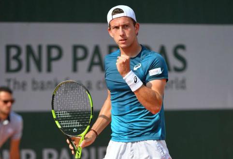 Le champion de tennis viennois Corentin Denolly raconte comment il a été approché pour truquer un match