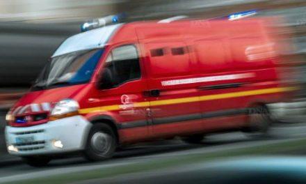 Grave accident à l'entrée d'Ampuis: cinq blessés dont un grave transporté en urgence en hélicoptère