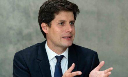 Julien Denormandie, ministre chargé de la Ville et du Logement, à Bourgoin-Jallieu aujourd'hui
