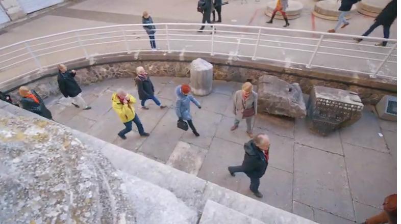 Vidéo: Vienne, l'envers du décor