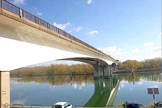 Sérieuses perturbations annoncées: le pont de Givors (A 47) s'apprête à subir de gros travaux pendant 4 mois