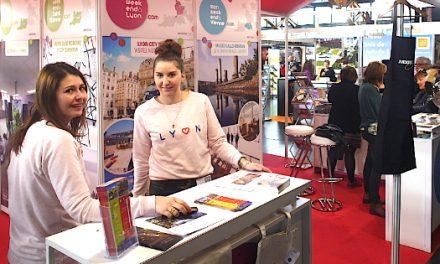 Présent au salon Mahana, le Pôle Métropolitain (Lyon, Vienne, Bourgoin…) veut devenir capitale mondiale de l'Unesco..