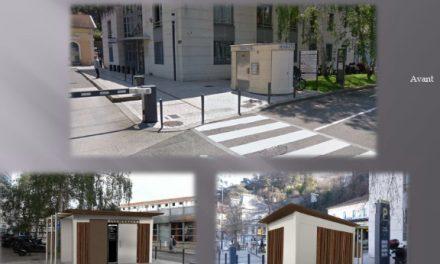 Nouveau look et gratuité, le printemps des toilettes publiques à Vienne…
