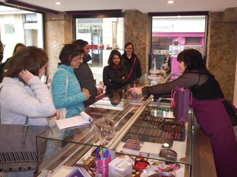 En partenariat avec trois commerçants: l'Office du Tourisme lance une nouvelle visiteguidée, «Vienne Gourmande»