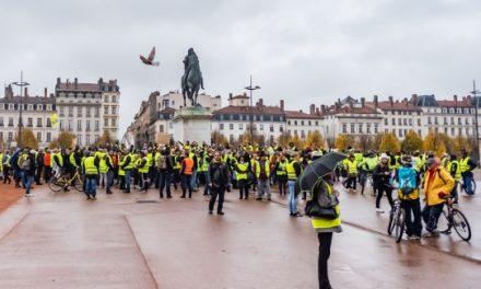 Acte 16 des gilets jaunes, samedi à Lyon: un dispositif de sécurité «conséquent» mis en place