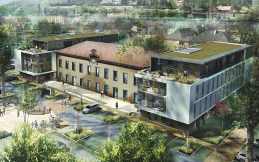 Appolo, le plus important immeuble de bureaux de l'Espace St-Germain va accueillir une vingtaine d'entreprises