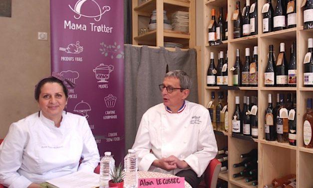 Un resto-boutique de cheffe: « Mama Trøtter», ouverture d'une table atypique, rue du Collège à Vienne