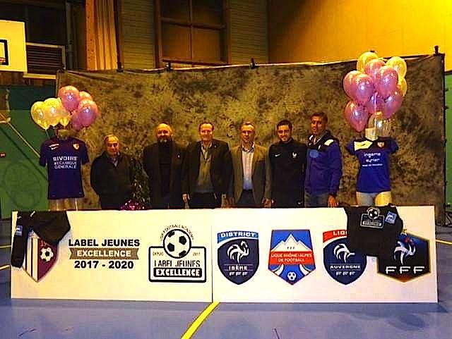 Football: l'US Reventin ouvre une classe Sport-Etude au lycée Galilée à Vienne