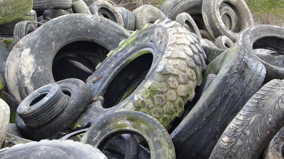 Vienne Condrieu Agglomération: collecte à partir de demain, débarrassez-vous de vos vieux pneus!
