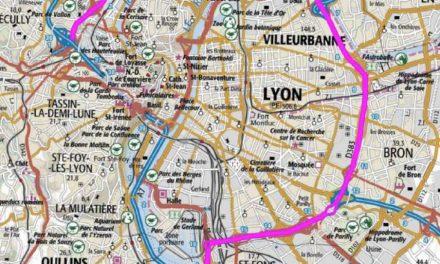 Demain lundi 29 avril, à 6 h du matin, le périphérique lyonnais passe à…70 km/h !