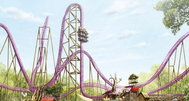 Le parc Walibi qui s'apprête à fêter ses 40 ans annonce deux nouvelles attractions, «Mystic» et «Les p'tits chaudrons»