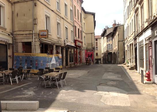 Zone piétonne à Vienne : Les travaux de rénovation de la rue Teste du Bailler vont enfin pouvoir s'engager