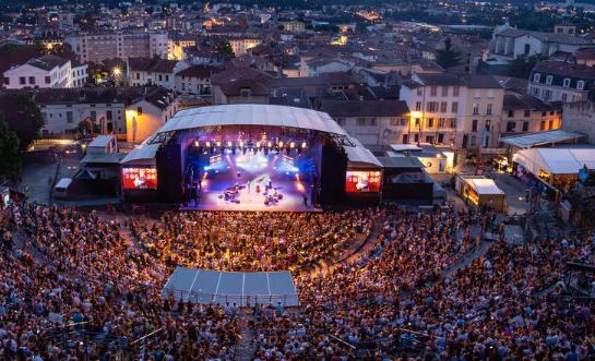 Jazz à Vienne: le déficit de 300 000 euros est désormais épongé