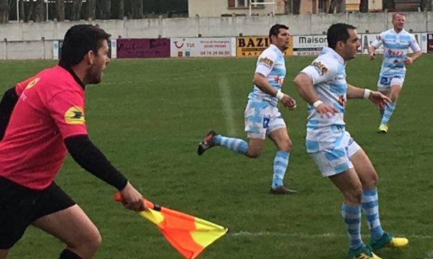Rugby: en battant largement Grasse à domicile, Vienne s'assure de son maintien en Fédérale 1