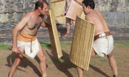 Pour la première fois, le musée de Saint-Romain-en-Gal organise un stage de… gladiateurs, ce week-end