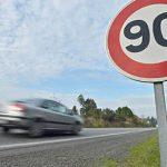 Vers un retour des 90km/heures en Isère ? Fort probable…