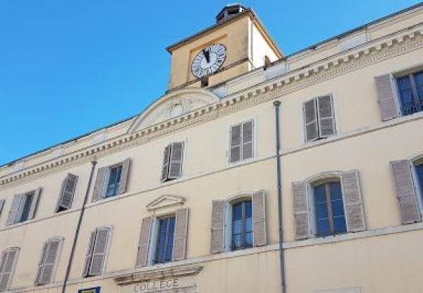 Au Collège Ponsard à Vienne : l'élève agresse une surveillante, il est emmené au commissariat
