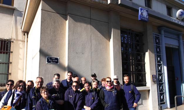 La grève à la Poste de Vienne est terminée : reprise du travail aujourd'hui samedi