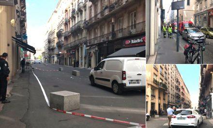 Un colis piégé  : huit blessés suite à une explosion dans le centre-ville de Lyon