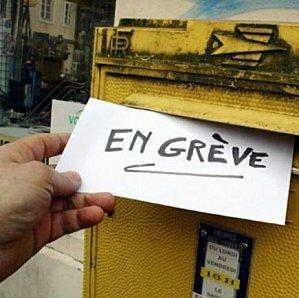 8ème jour de grève des postiers viennois : une rencontre avec la direction s'est soldée par un échec
