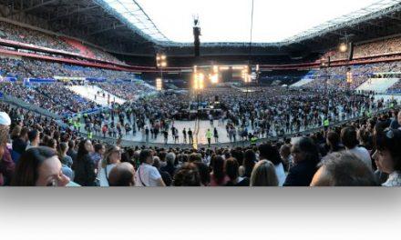 Le Groupama Stadium de Décines en mode concerts pour Ed Sheeran : 150 000 personnes attendues à partir de demain !