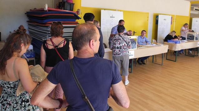 Européennes : résultats inversés à Vienne avec LREM, en tête et non le Rassemblement National