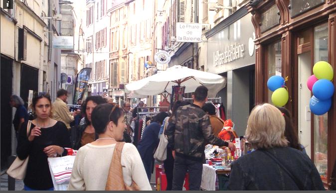 Commerce à Vienne : vendredi et samedi, les «2 J» veulent vous faire profiter de  bonnes affaires…