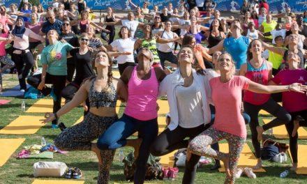 Dimanche : Yoga Géant pour la bonne cause sur le toit du musée de Saint-Romain-en-Gal…