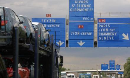 Le Pont de Givors  coupé dans le sens Lyon/Saint-Etienne, de 21 heures ce soir pour une réouverture demain matin à 6 h