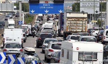 Un goût de bouchon de plus en plus prononcé : Lyon, 6ème ville de France la plus embouteillée