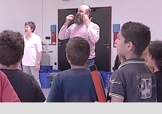 La quotidienne de Jazz à Vienne TV : le spectacle« Jeune public»,…avant l'annulation et la (chaude) programmation du jour