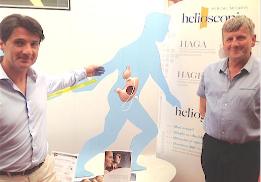 En liquidation et après fortement maigri, Helioscopie, le spécialiste des anneaux gastriques, en phase de relance