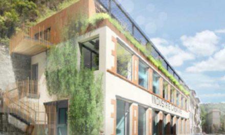 Espace de co-working, serres horticoles, bureaux : l'ancienne usine de la Gère bientôt transformée en lieu d'expérimentation urbaine
