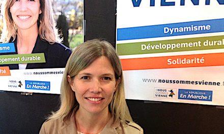 La campagne des Municipales 2020 à Vienne est lancée : Florence David, candidate LREM part à son tour à la bataille
