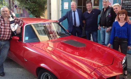 Road Legend, dimanche à Vienne : L'Espace Saint-Germain, transformé en 51ème état américain…