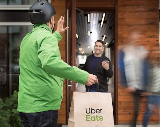 Il travaille déjà avec une dizaine de restaurateurs : Uber Eats se déploie à Vienne