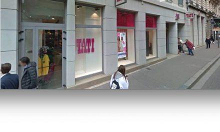 Le magasin Tati de la Presqu'île à Lyon n'est plus : il a été remplacé par l'enseigne Gifi