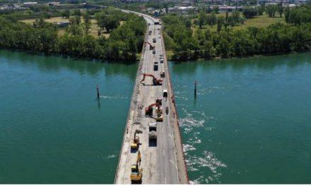 Travaux : nouvelles restrictions de circulation sur le pont de Givors du 15 juillet au 5 août dont une fermeture totale le 15