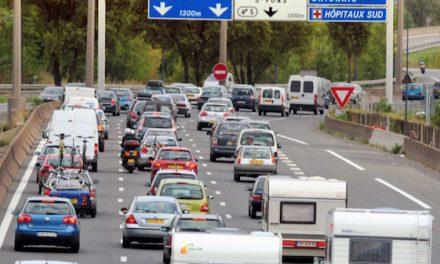 L'A7 sera surchargée à partir de vendredi : Bison Futé voit rouge ce week-end