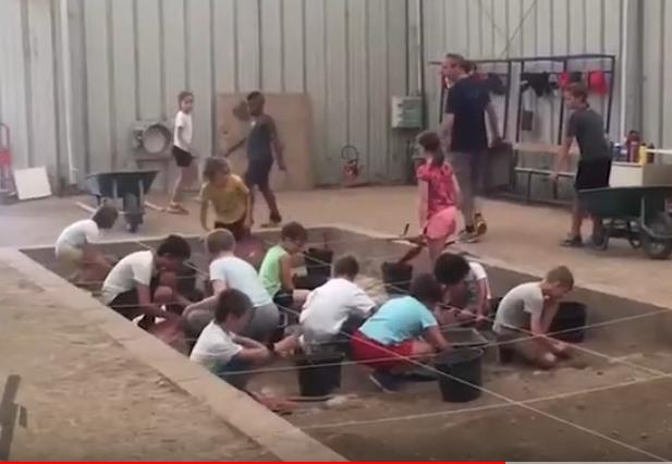 Canicule, initiation à l'archéologie à St-Romain-en-Gal, etc. : le journal TV de la semaine à Vienne