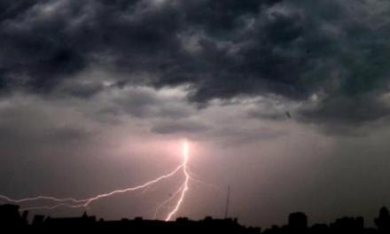 Avec l'arrivée d'orages, la canicule et la pollution vivent leurs derniers moments en Isère et dans le Rhône