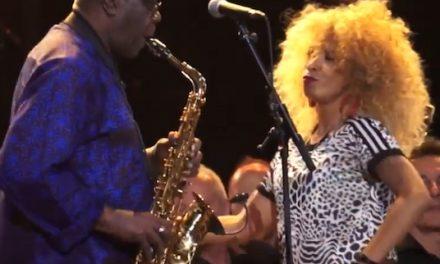 La quotidienne TV de Jazz à Vienne : Soirée africaine avec Manu Dibango en mode… classique