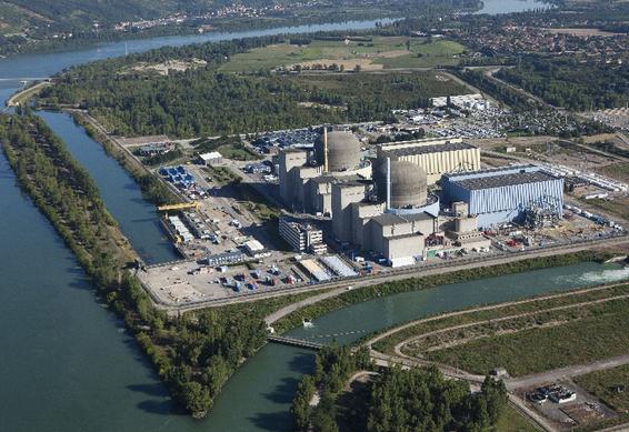 Canicule : la puissance des deux réacteurs de la centrale nucléaire de Saint-Alban va être réduite
