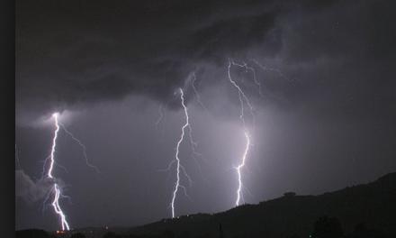 Orages au programme pour trois jours à partir de la fin d'après-midi dans le Rhône et l'Isère.